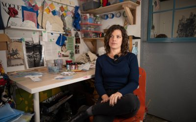 Community Spotlight Interview With Brittany Vega