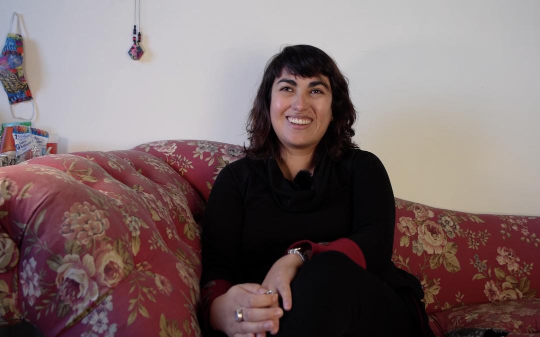 Community Spotlight Interview With Lilia Berenice Hernandez Galusha
